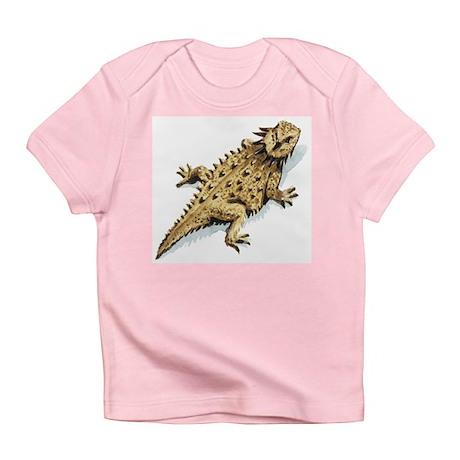 Regal Horned Lizard Infant T-Shirt