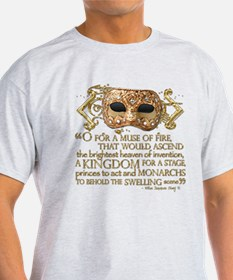 Henry V Quote T-Shirt