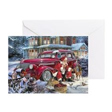 Rat Rod Studios Christmas Cards 1 (Pk of 10)