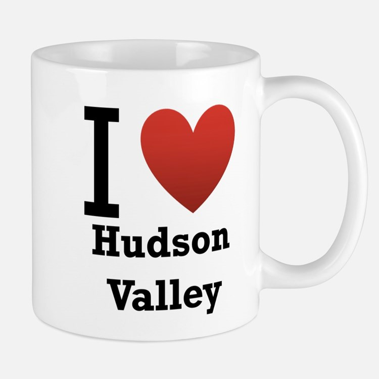 I Love Hudson Valley Mug