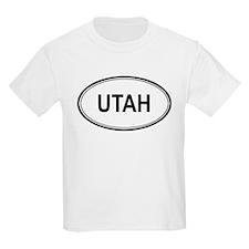 Utah Euro Kids T-Shirt