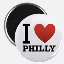 I Love Philly Magnet