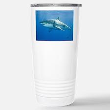 Great White Shark Stainless Steel Travel Mug