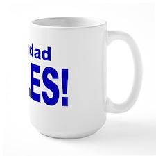 Stepdad Rules! Mug