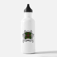 Allison Tartan Shield Sports Water Bottle