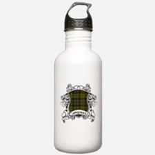 Campbell Tartan Shield Water Bottle
