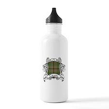 Craig Tartan Shield Water Bottle