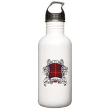 Hamilton Tartan Shield Sports Water Bottle