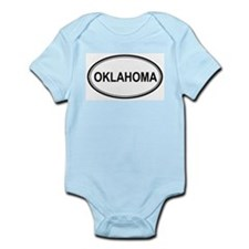 Oklahoma Euro Infant Creeper