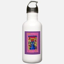 Tea Time Cat Water Bottle