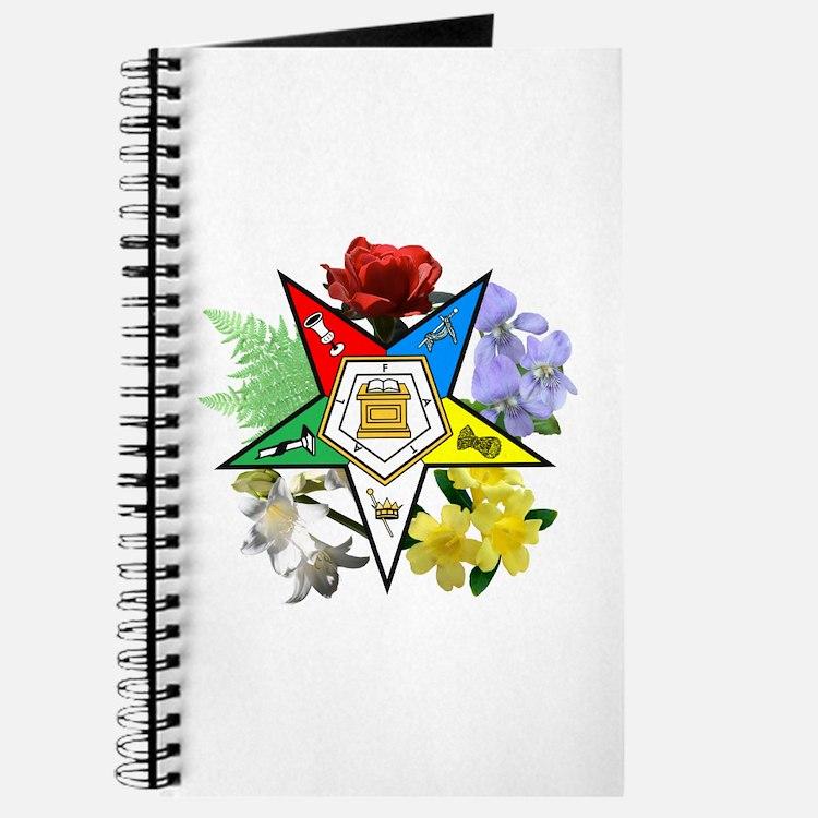 Eastern Star Floral Emblems Journal