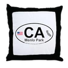 Menlo Park Throw Pillow