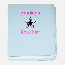 Super Hero Brooklyn baby blanket
