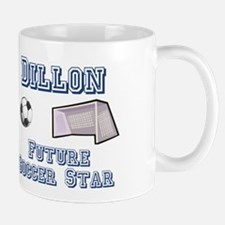 Dillon - Future Soccer Star Mug