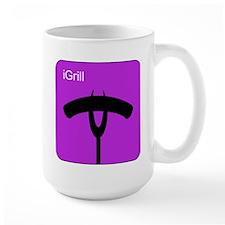 iGrill Purple Mug