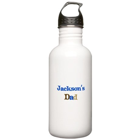 Jackson's Dad Stainless Water Bottle 1.0L