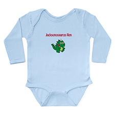Jacksonosaurus Rex Long Sleeve Infant Bodysuit
