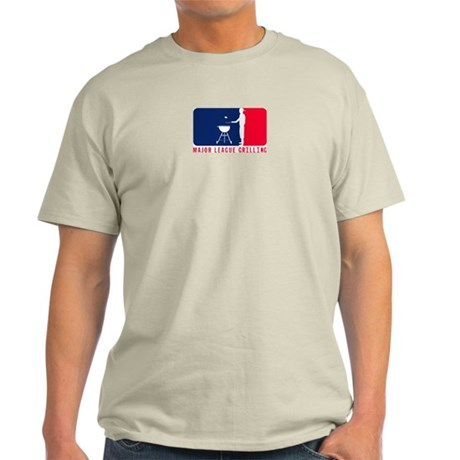 Major League Grilling Light T-Shirt