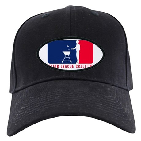 Major League Grilling Black Cap