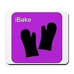 iBake Purple Mousepad