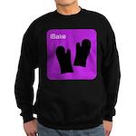iBake Purple Sweatshirt (dark)