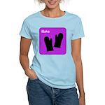 iBake Purple Women's Light T-Shirt