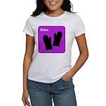 iBake Purple Women's T-Shirt