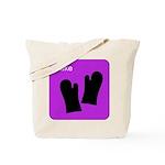 iBake Purple Tote Bag