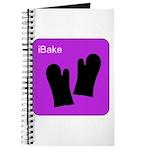 iBake Purple Journal