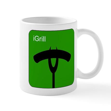 iGrill Green Mug