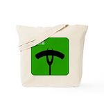 iGrill Green Tote Bag