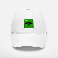 iGrill Green Baseball Baseball Cap