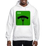 iGrill Green Hooded Sweatshirt