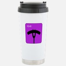 iGrill Purple Travel Mug