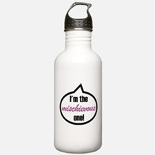 I'm the mischievous one! Water Bottle