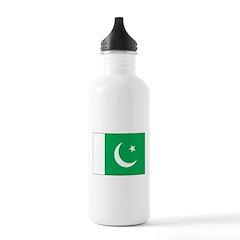 Pakistan Flag Water Bottle