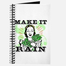 Make It Rain Journal