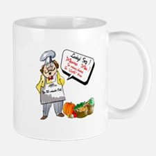 Premium Chef.:-) Mug