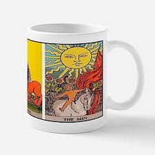 Tarot Spell For Good Health Mug