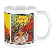 Tarot Spell For Good Health Mug