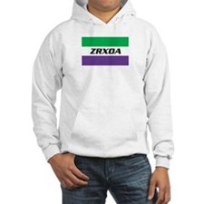 ZRXOA Logo Hoodie
