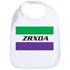 ZRXOA Logo Bib