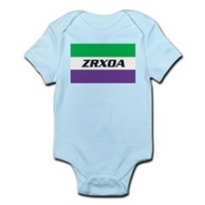 ZRXOA Logo Infant Bodysuit