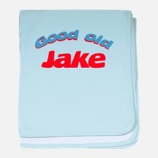 Today Is Jake Day baby blanket