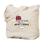 Vegas Bacon Tote Bag