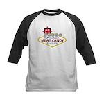 Vegas Bacon Kids Baseball Jersey