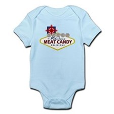 Vegas Bacon Infant Bodysuit