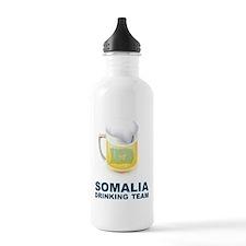 Somalia Drinking Team Water Bottle