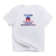Tyler - Mommy's Little Republ Infant T-Shirt