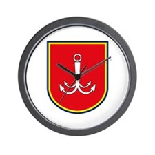 Odessa Coat of Arms Wall Clock